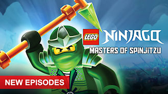 LEGO Ninjago: Masters of Spinjitzu (2011) on Netflix in Bangladesh