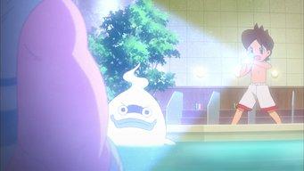 Episode 15: Yo-kai: Nobose-Tonman/Yo-kai: Nagabana/An Evening with Koma-San/Jinmen-Ken Season 2: Dog on the Run Part 4