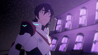 Voltron: Legendary Defender: Season 6: The Black Paladins